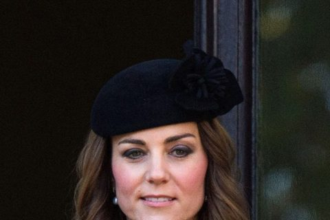 Kate Middleton Remembrance Day 2013