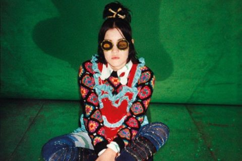 Topshop Meadham Kirchhoff Collection 2013