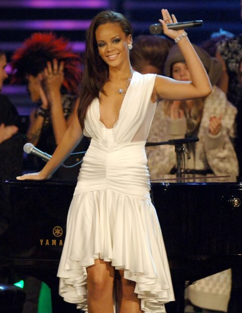 Rihanna 2006 3rd Annual Fashion Rocks