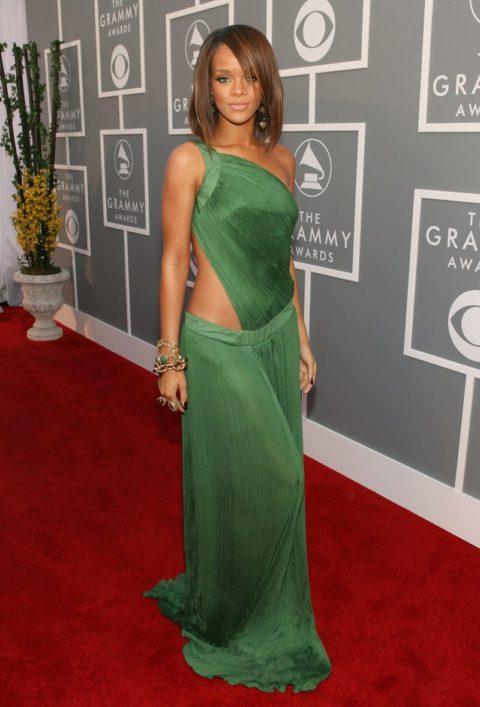 Rihanna 2007 Grammy Awards