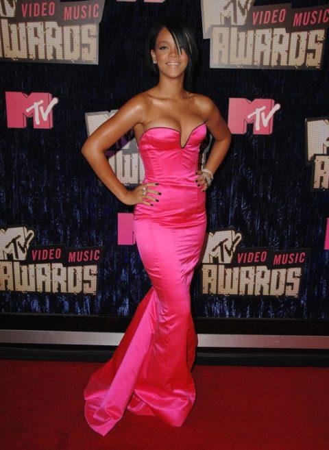 Rihanna 2007 Video Music Awards