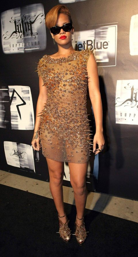 Rihanna Rated R Album Release Party