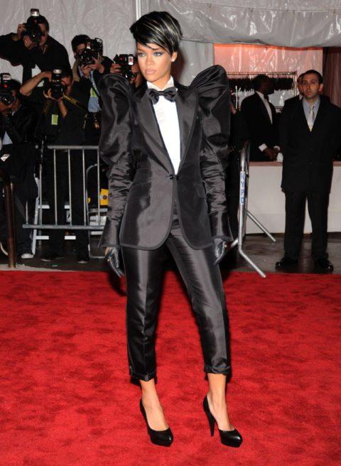 Rihanna 2008 Costume Institute Gala