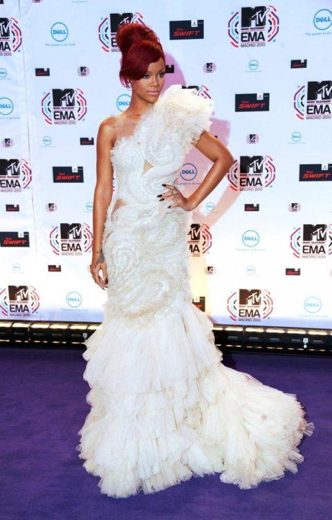 Rihanna 2010 MTV Europe Music Awards