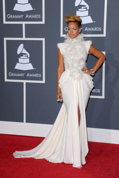 Rihanna 2010 Grammy Awards