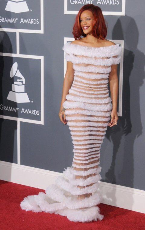 Rihanna 2011 Grammy Awards