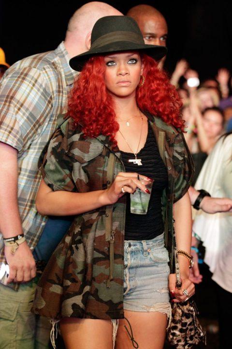 Rihanna Coachella 2011