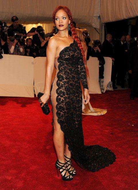 Rihanna Costume Institute Gala