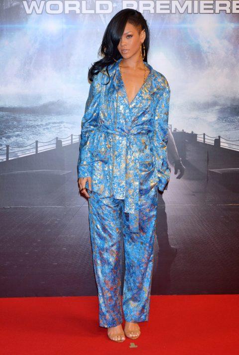 Rihanna Battleship Japan Premiere
