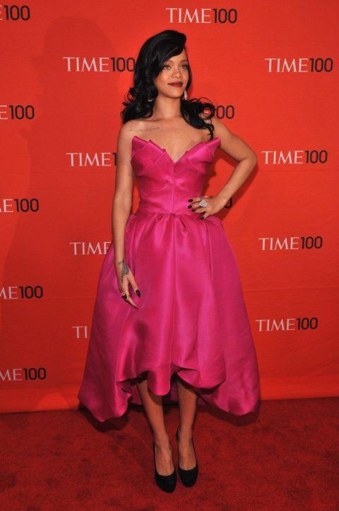 Rihanna Time 100 Gala