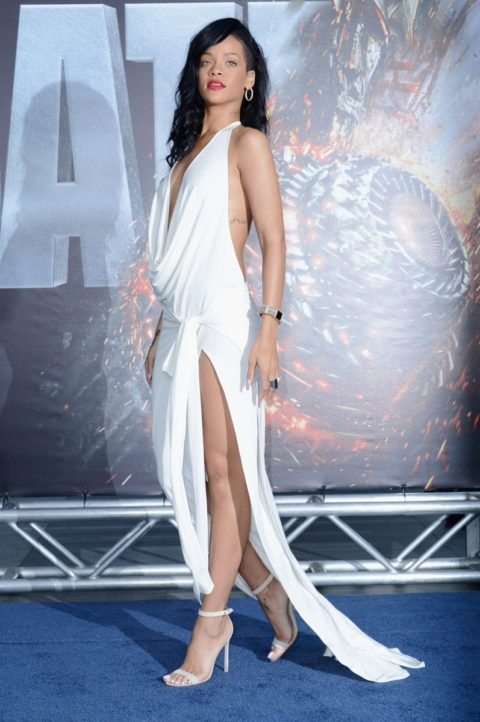 Rihanna Los Angeles Premiere of Battleship