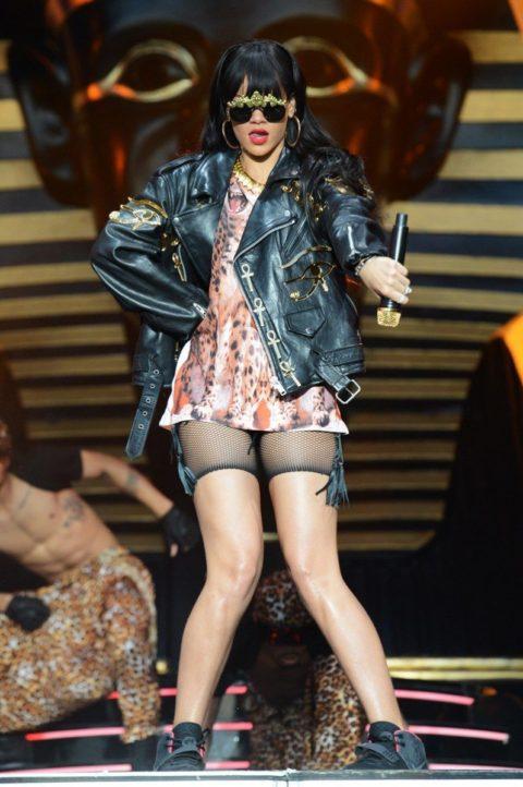 Rihanna Hackney Weekend