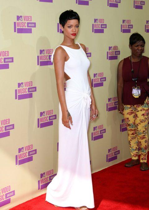 Rihanna 2012 MTV Video Music Awards