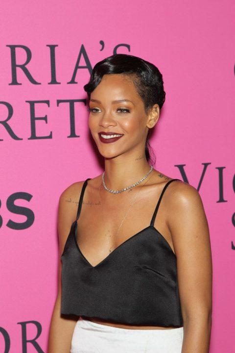 Rihanna 2012 Victorias Secret Fashion