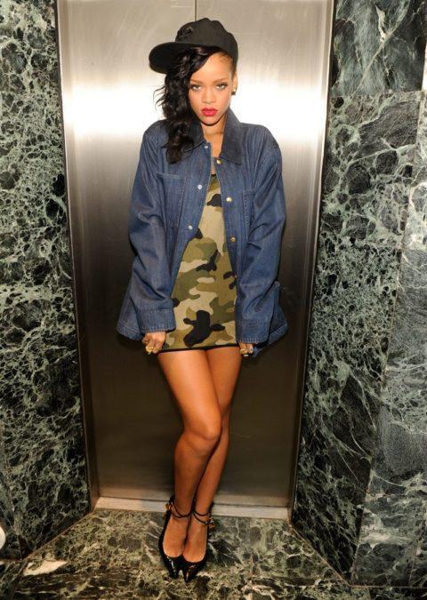 Rihanna end of 777 tour