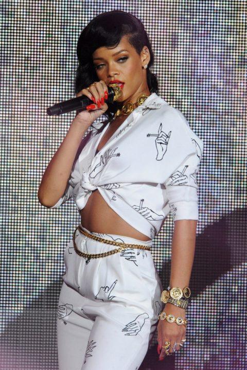 Rihanna 777 Tour London