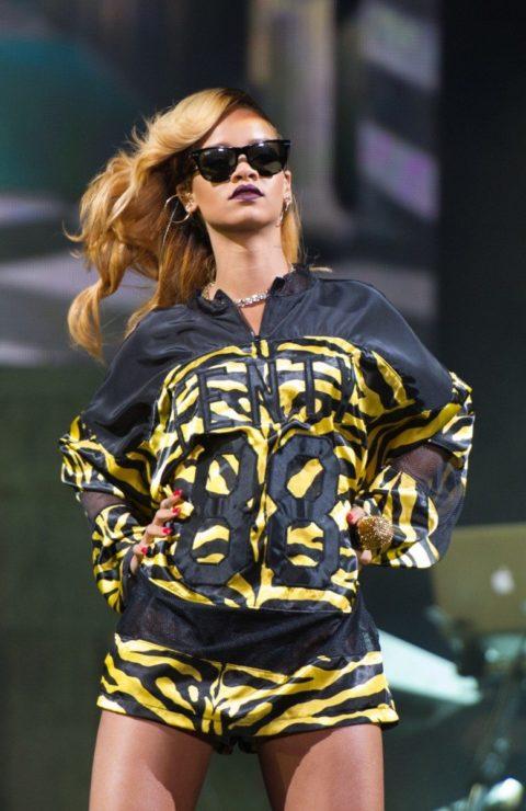 Rihanna T In The Park