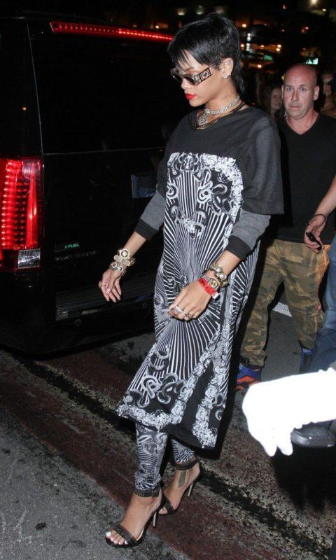 Rihanna in Miami