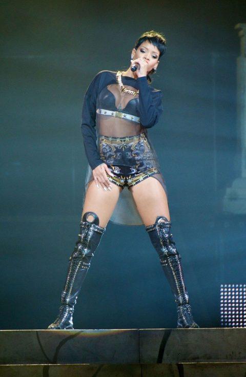Rihanna Perth Australia Diamonds Tour