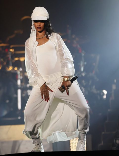 Rihanna Abu Dhabi Diamonds Tour