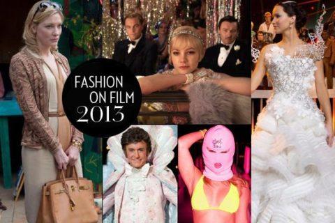 Best Fashion Film Moments 2013