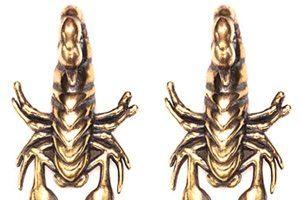 Pamela Love Scorpion Earring