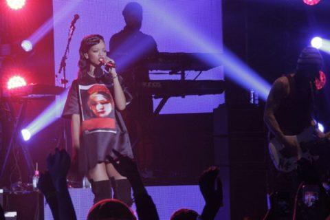 Rihanna 777 Tour Paris