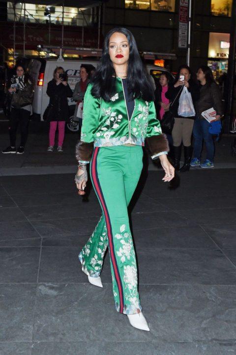 Rihanna Anti Tour New York Gucci