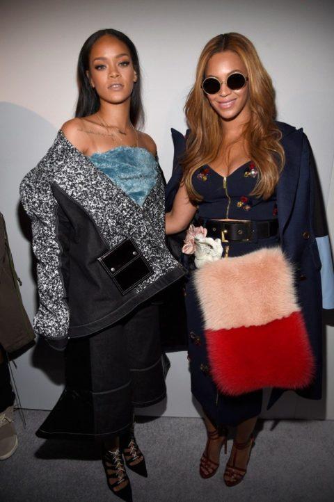 Rihanna Beyonce Kanye West Adidas Originals