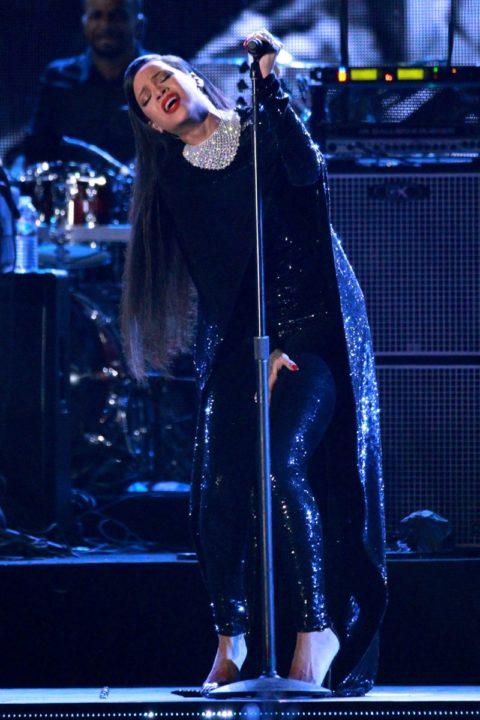 Rihanna Fashion The Concert for Valor 2014
