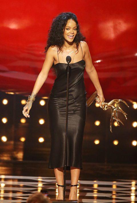 Rihanna Spike TV's Guys Choice Awards 2014
