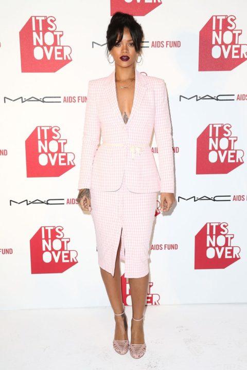 Rihanna Style MAC Aids Funds