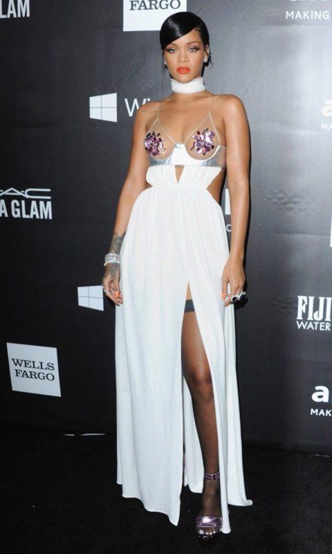 Rihanna Tom Ford amFar