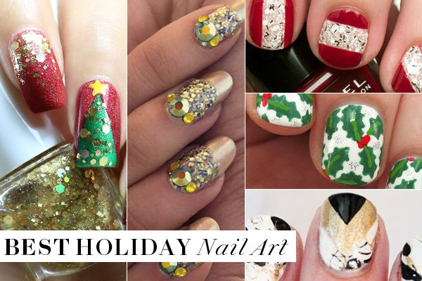 Best holiday nail art: 16 fun and festive tutorials that'll make