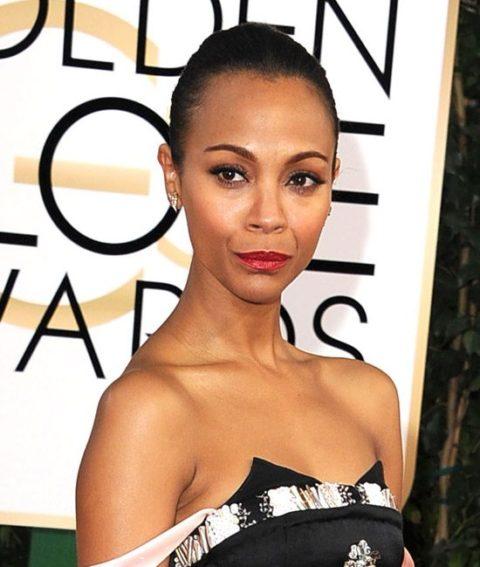 Golden Globes 2014 beauty trends