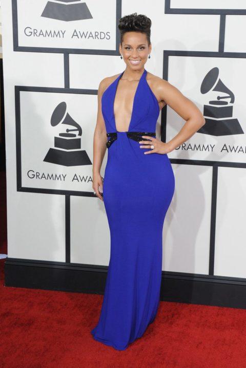Grammys 2014 Alicia Keys