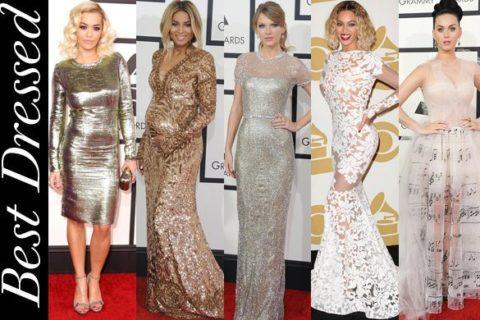 Grammys 2014 Red Carpet