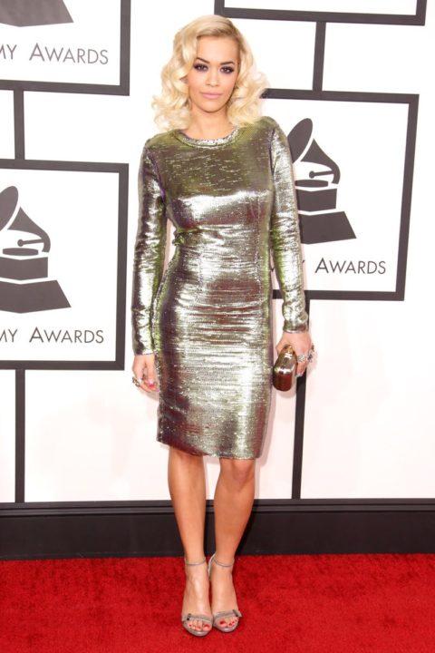 Grammys 2014 Rita Ora