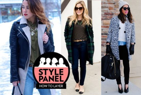 How to layer Style Panel