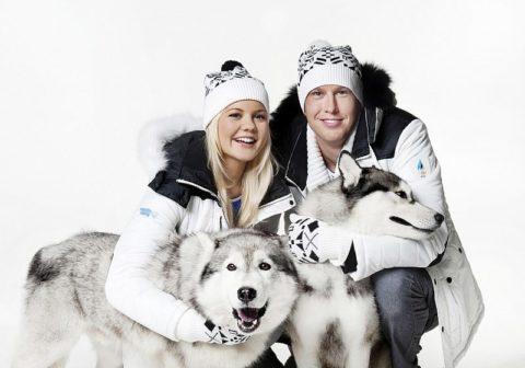 Sochi 2014 Team Uniforms Estonia