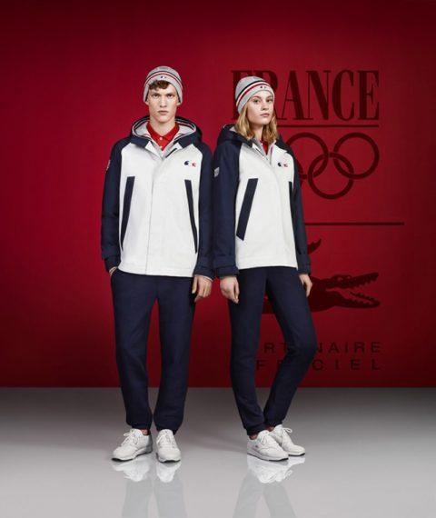 Sochi 2014 Uniforms Team France