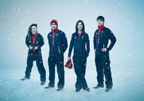 Sochi 2014 Team Uniforms Great Britain