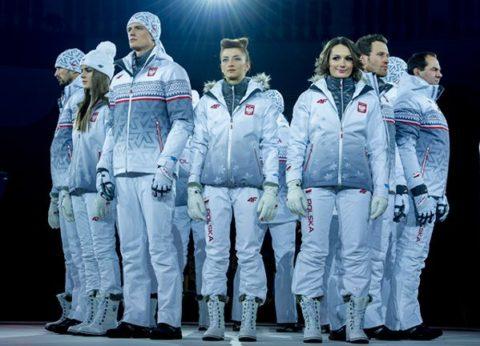 Sochi 2014 Team Uniforms Poland