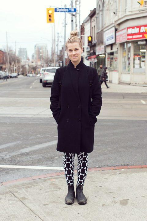 Street Style Toronto Winter 001