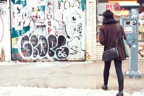 Street Style Toronto Winter 008