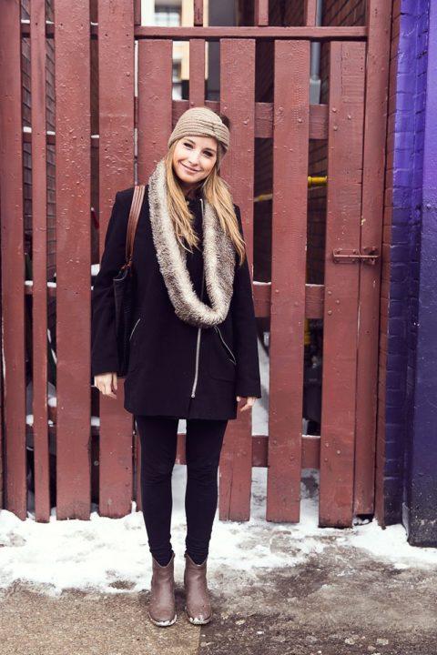 Street Style Toronto Winter 011