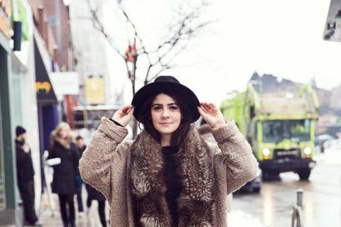 Street Style Toronto Winter 012