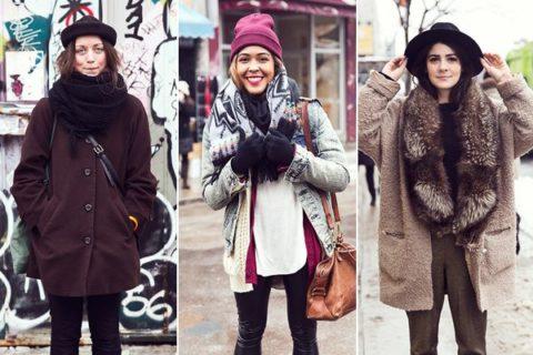 Street Style Toronto Winter