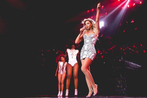 Beyonce Mrs Carter European Tour