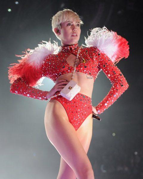 Miley Cyrus Bangerz Tour Costumes